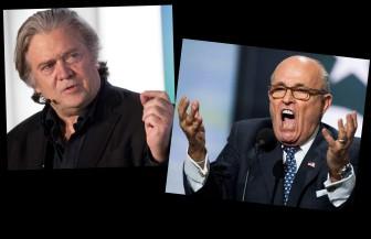 Bannon Giuliani Montage