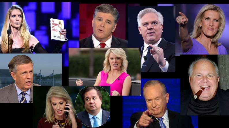 Conservative Pundits Montage
